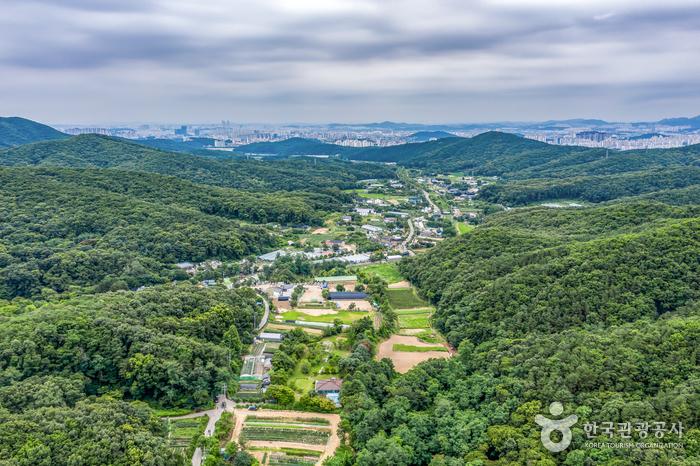 Monte Gwanggyosan (광교산)2