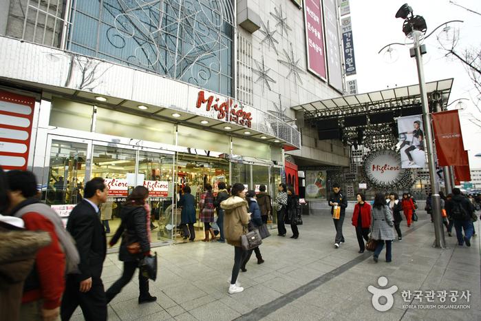 Migliore - Dongdaemun Branch (밀리오레 (동대문점))