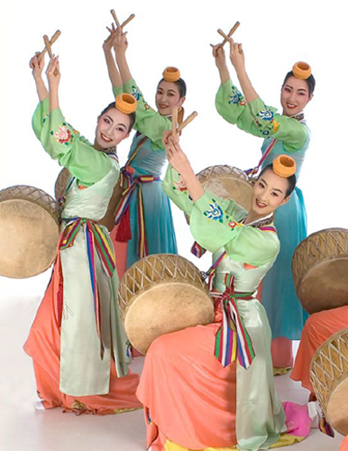 The Korea House (Folk Performance) (한국의 집 전통예술공연)