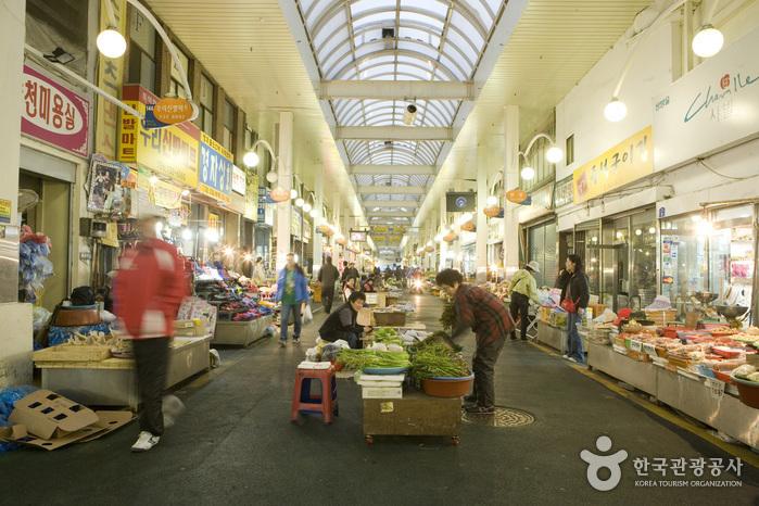 Seogwipo Olle Market (Formerly Seogwipo Maeil Market) (서귀포 올레시장)