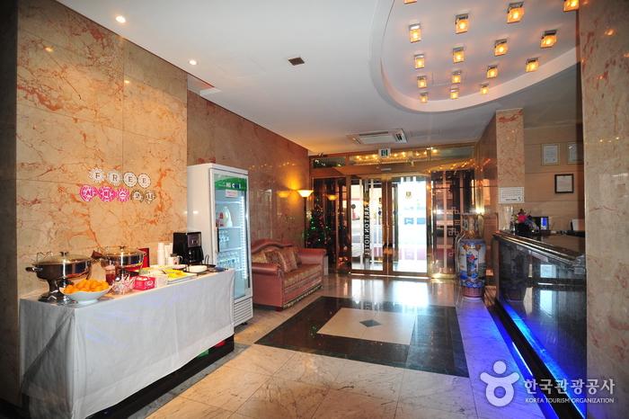 坡州カールトンホテル(파주칼튼호텔)