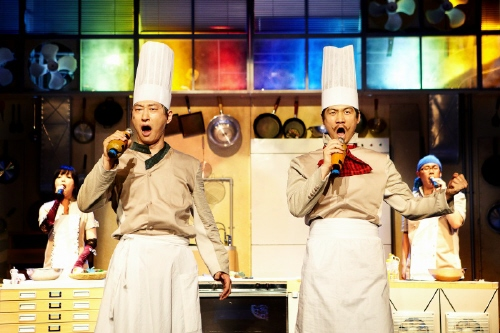 BIBAP: Bibimbap Performance (뮤지컬 비밥 (Bibap))