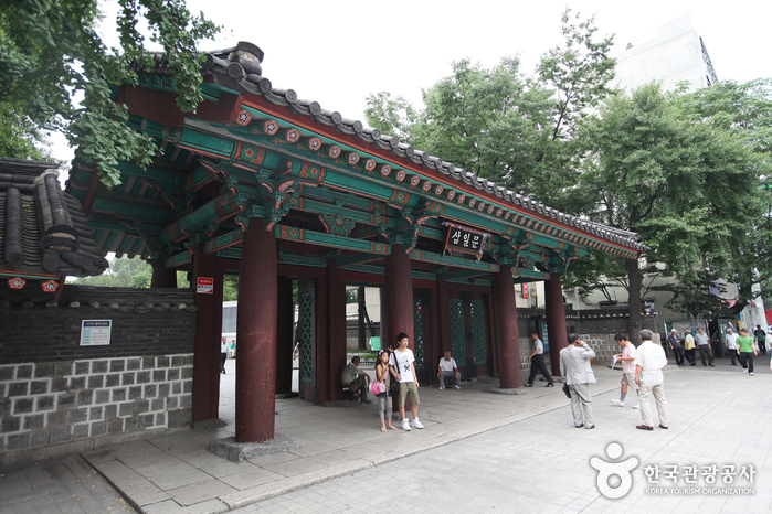 Tapgol Park (탑골공원)