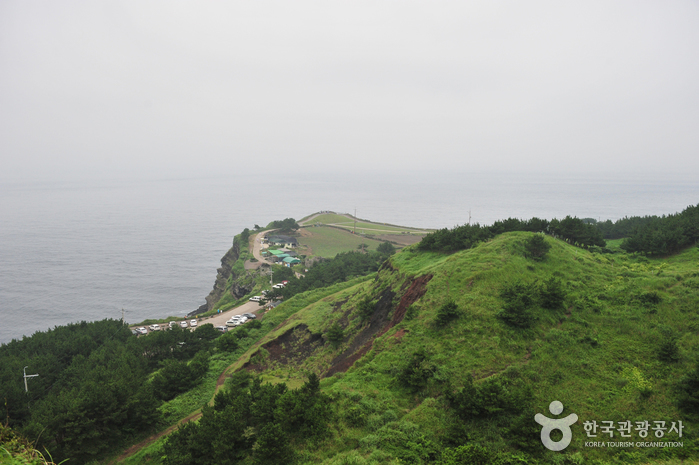 Songaksan Mountain (송악산)