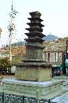춘천 칠층석탑
