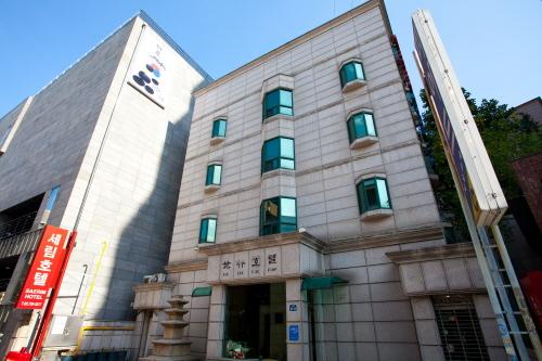 Saerim Hotel - Goodstay (세림호텔 [우수숙박시설 굿스테이])