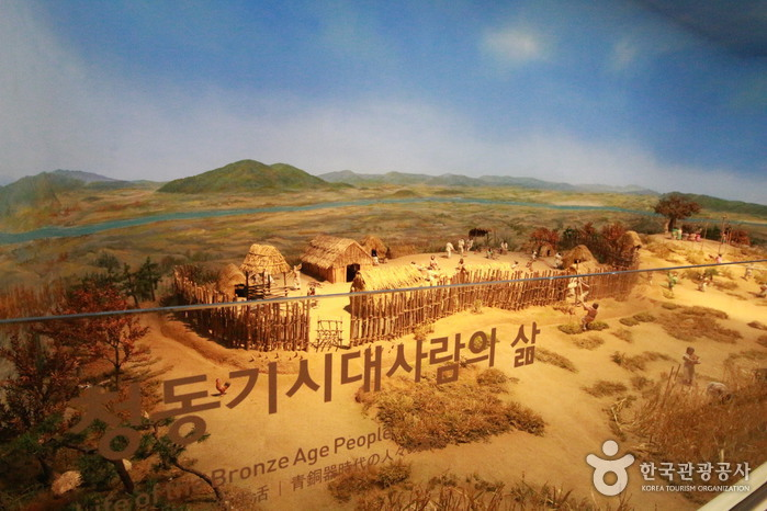 Seoul Baekje Museum (한성백제박물관)