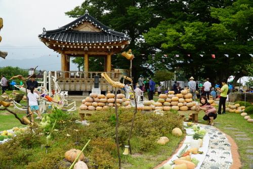 함양군 농촌마을 팜페스티벌 2015