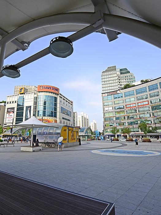 쇼핑의 낙원 고양시의 쇼핑센터 OLD & NEW  사진