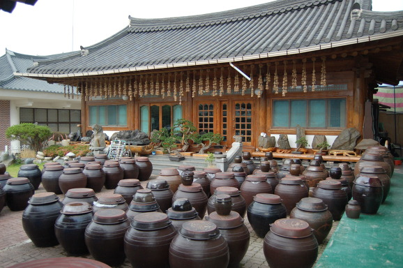 Sunchang Gochujang Village (순창고추장마을)