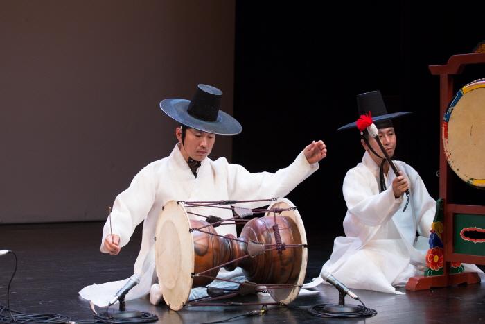 국립무형유산원 5월 문화가 있는날 공연 2019