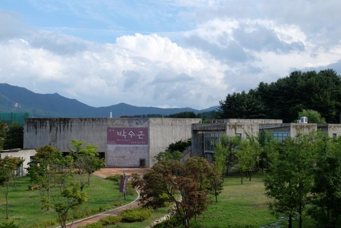 朴寿根美术馆(박수근미술관)