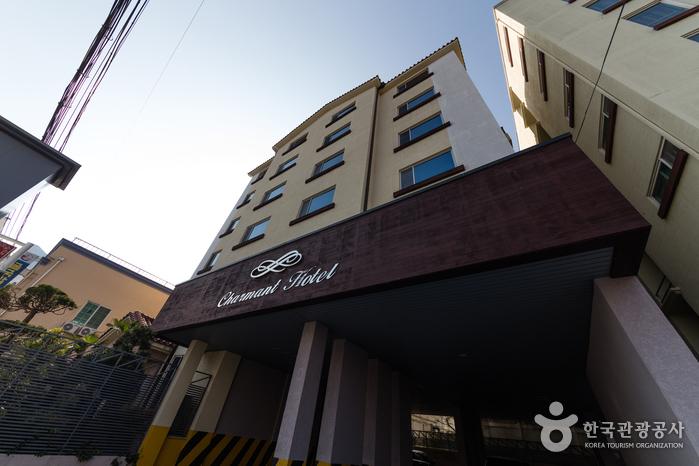 シャルマンホテル[韓国観光品質認証](샤르망호텔 [한국관광품질인증제/ Korea Quality])
