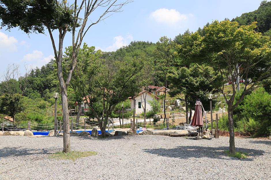 사슬치 캠핑장