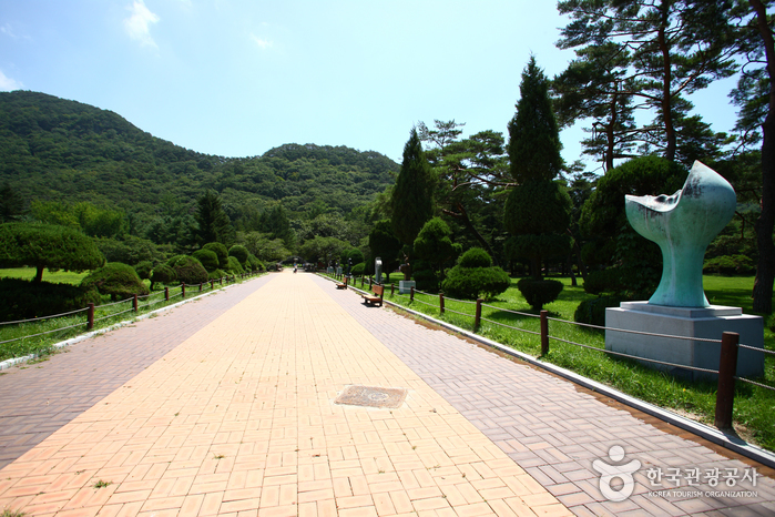 Songnisan National Park (속리산국립공원)