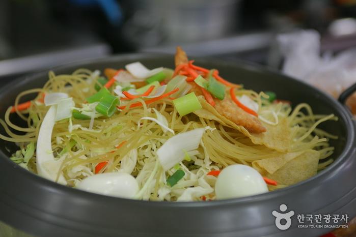 Jongjeom Tteokbokki (종점 떡볶이)