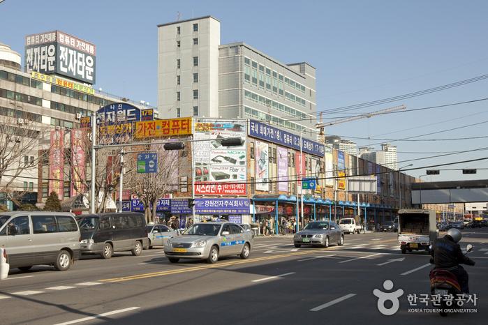 Yongsan Electronics ...