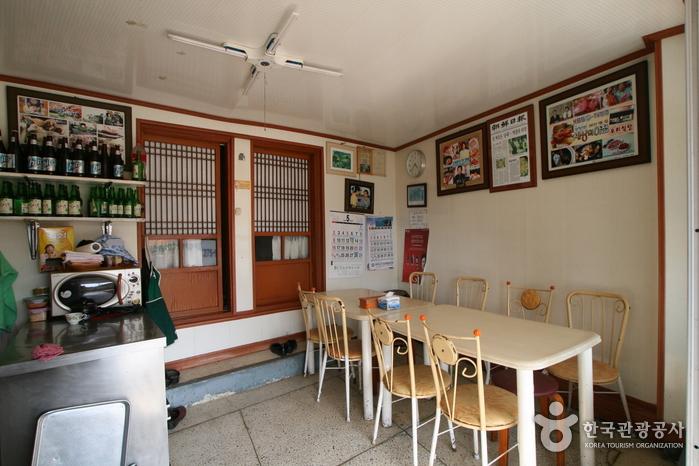 ウリ食堂ハルモニチプ(우리식당 할머니집)