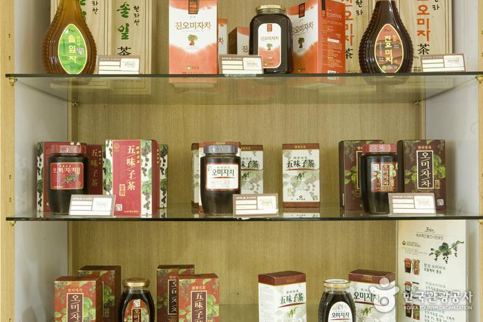 済州特産品展示販売場(제주 특산품전시판매장)