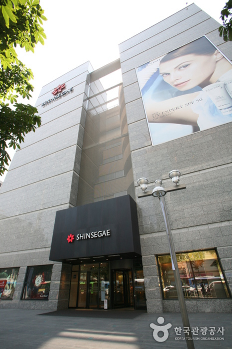 Shinsegae Department Store - Yeongdeungpo Branch (신세계백화점 (영등포점))