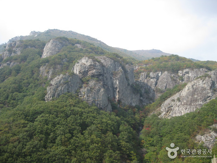 迦智山道立公園(密陽)(가지산도립공원(밀양))