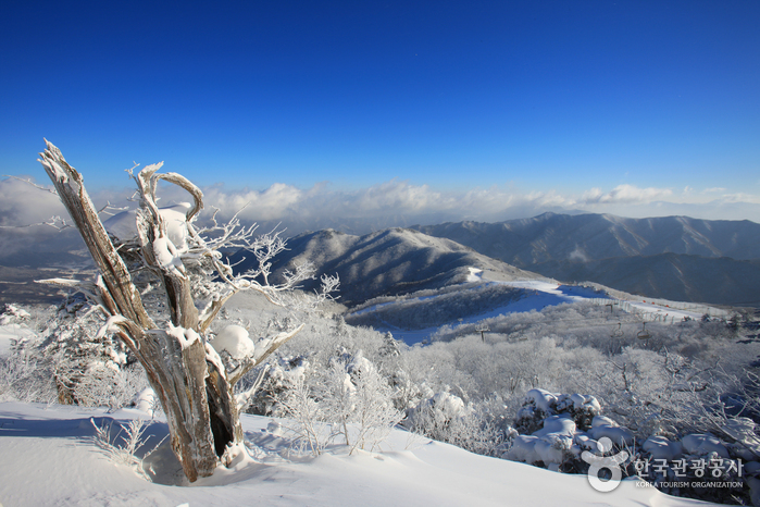 Nationalpark Deogyusan (덕유산국립공원)