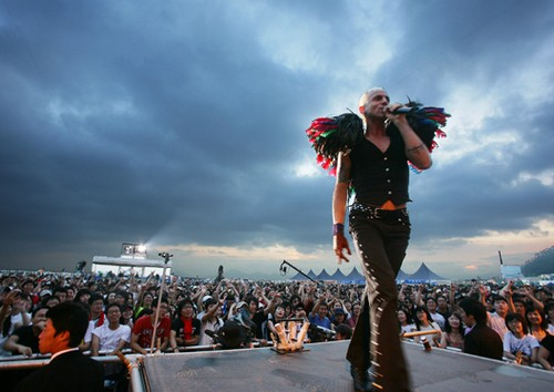 Busan International Rock Festival ( )
