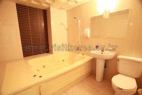 Suanbo Holy Spa Hotel (수안보성시스파호텔)