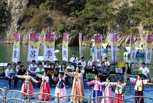 大田孝文化寻根庆典2018대전 효문화뿌리축제2018