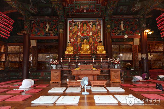 Bongeunsa Temple (Seoul) (봉은사 (서울))