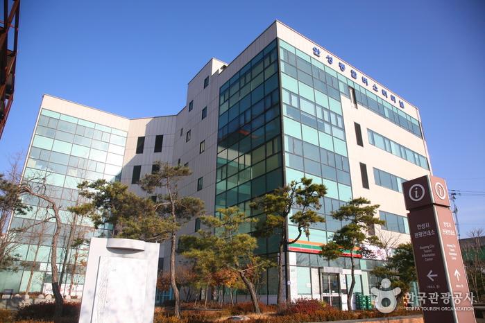安城総合バスターミナル(안성종합버스터미널)
