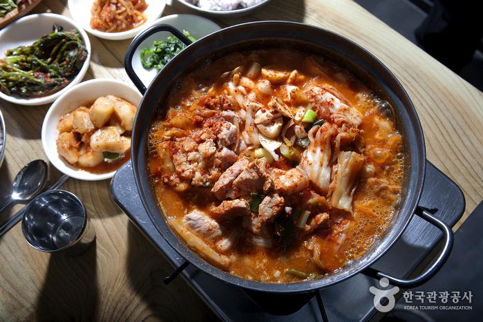 Eunjujeong( 은주정 )