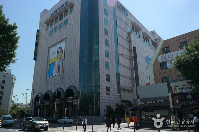 Lotte Department Store - Gwangju Branch (롯데백화점 (광주점))