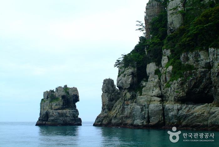Geoje Haegeumgang Island (거제해금강)