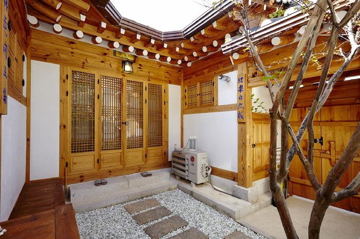Korean Tea House Design Html on