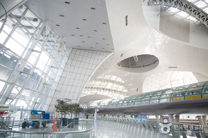 Incheon International Airport (인천국제공항) | Official