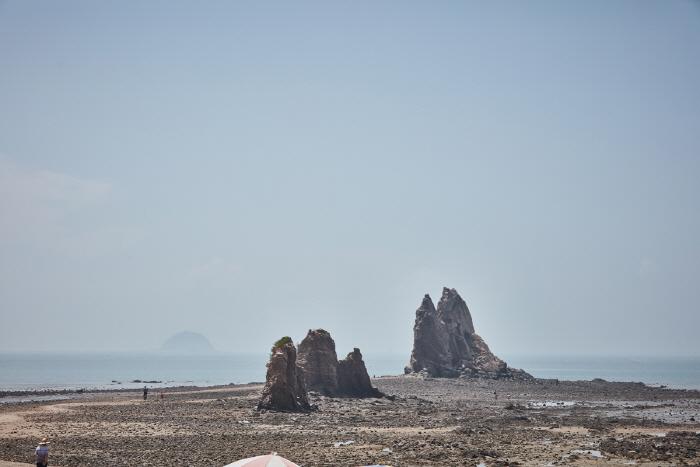 Île Jebudo (제부도)