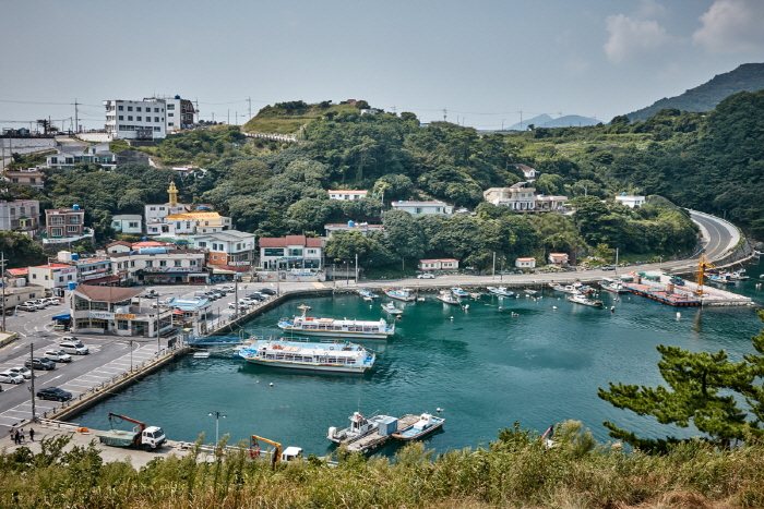 Dojangpo Fishing Village (도장포어촌체험마을)