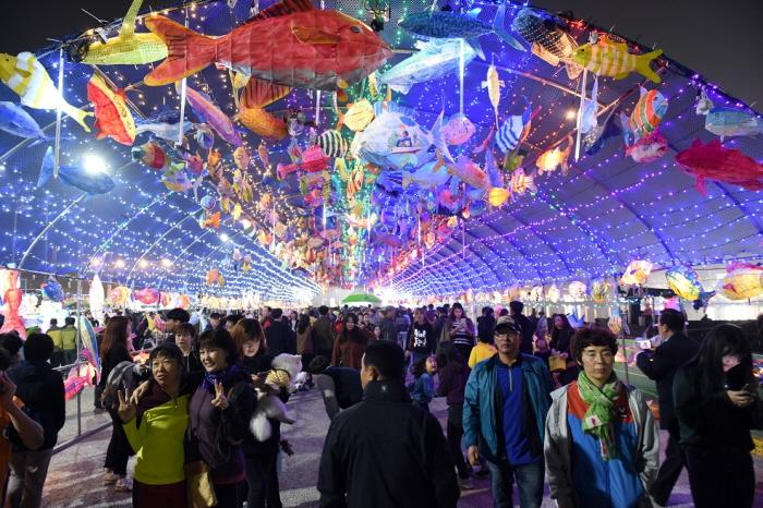 Hafenfestival Mokpo (목포항구축제)
