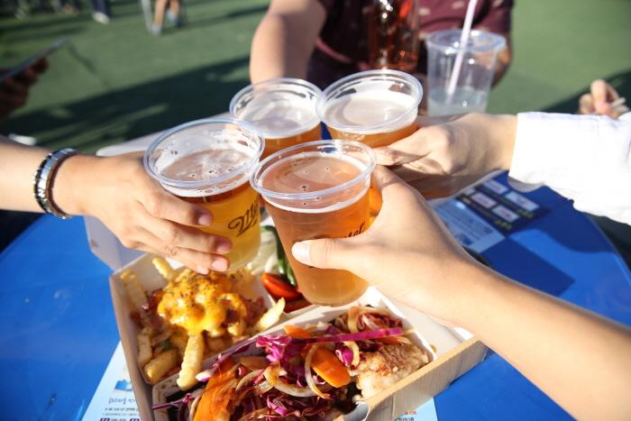松島ビール祭り(송도맥주축제)