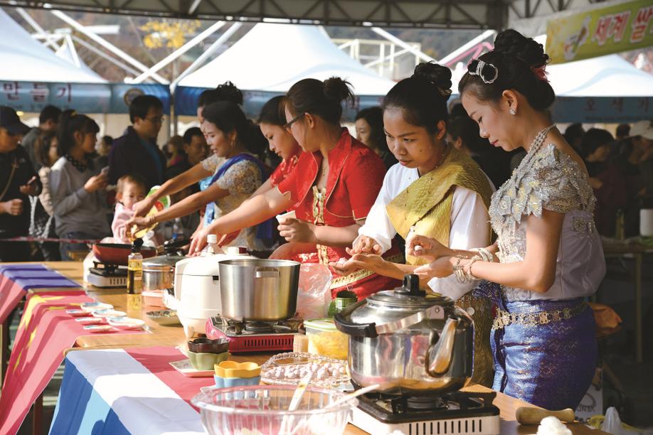 利川大米文化节(이천쌀문화축제)
