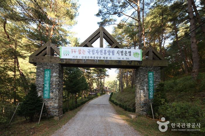 국립 검마산자연휴양림