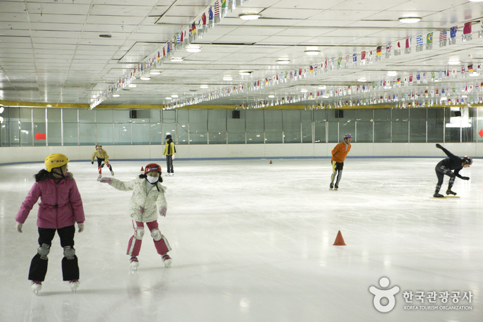 Bundang Olympic Sports Center Ice Skating Rink (분당올림픽스포츠센터 아이스링크)
