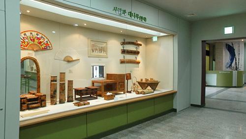 Korea Bamboo Museum (한국대나무박물관)