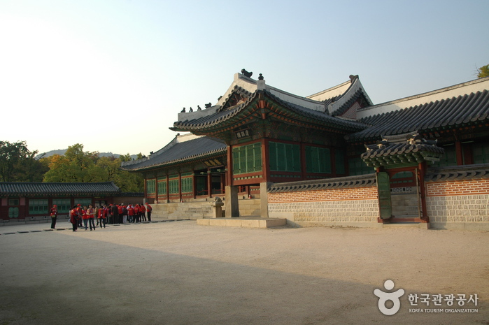 Gyeongbokgung Palace Jagyeongjeon Tea Ceremony (경복궁 자경전 다례체험행사)