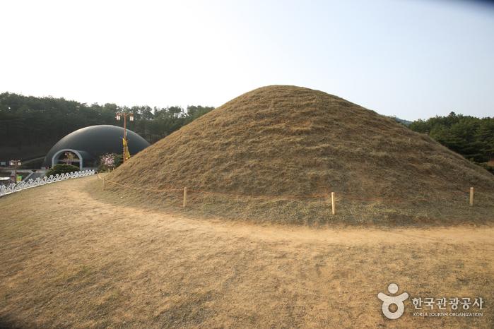 Jisandong Ancient Tombs (고령 지산동 고분군)