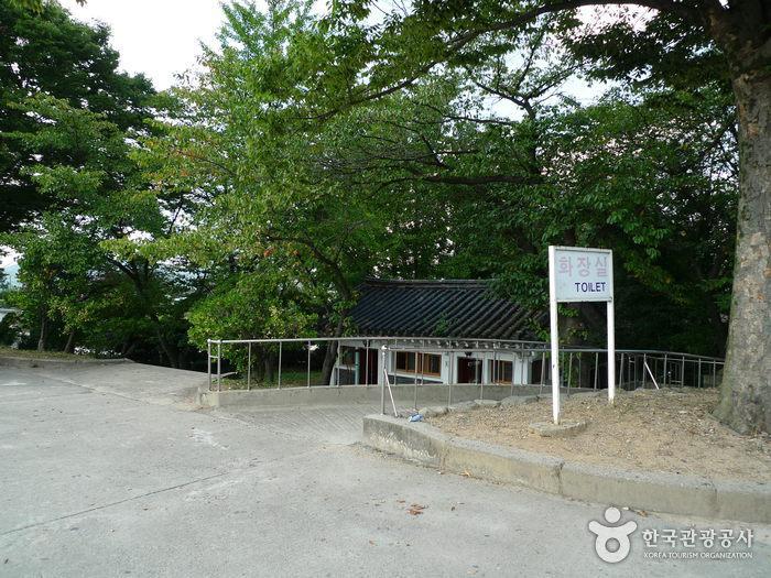 Gyeongju Poseokjeongji (Poseokjeong Pavilion) (경주 포석정지)