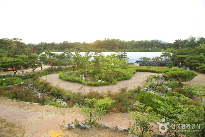 蔚山テーマ植物樹木園(울산테마식물수목원)