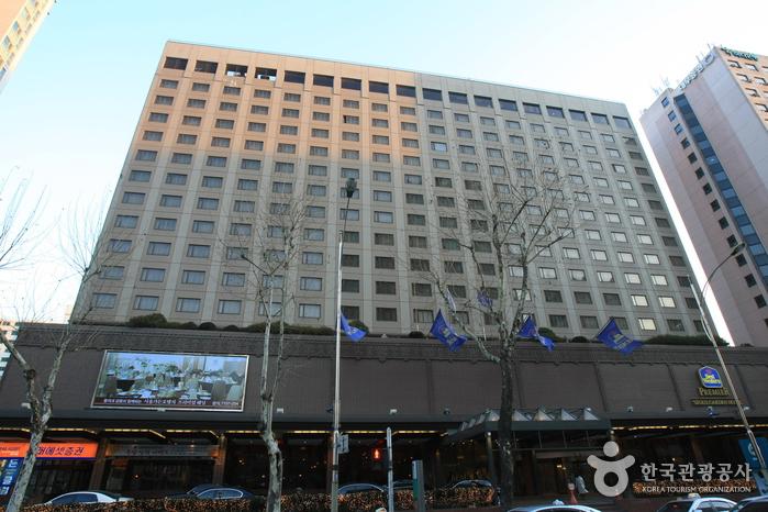 ベストウェスタンプレミア・ソウルガーデンホテル(베스트웨스턴 프리미어 서울가든호텔)