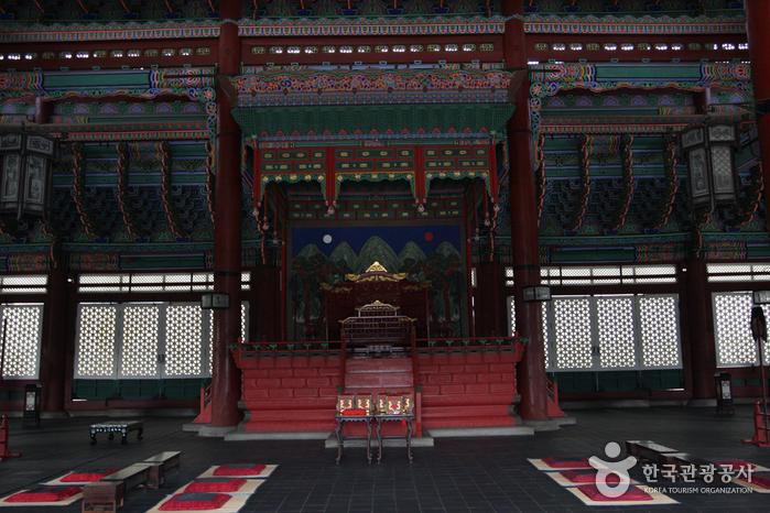 Дворец Кёнбоккун (경복궁)18